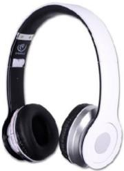 rebeltec crystal bluetooth headset white photo