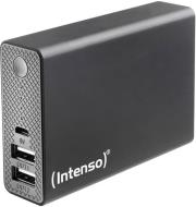 intenso 7333530 powerbank st10000 softtouch 10000mah black photo