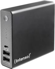 intenso 7333540 powerbank st13000 softtouch 13000mah black photo