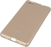 mercury jelly case for huawei p8 lite gold photo