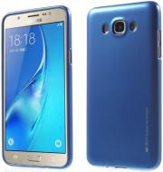 mercury jelly case for samsung j7 2016 blue photo