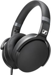 sennheiser hd 430i over ear headphones with mic black photo