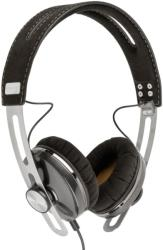 sennheiser momentum 2 on ear headphones ios with integrated mic black photo