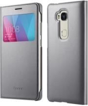 HUAWEI SMARTCOVER FOR GR5 / HONOR 5X GREY τηλεπικοινωνίες   θήκες