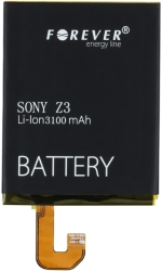 FOREVER BATTERY FOR SONY XPERIA Z3 3100MAH LI-ION HQ τηλεπικοινωνίες   μπαταρίες