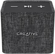 creative nuno micro cube sized portable bluetooth speaker black photo
