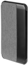 4SMARTS SMART COVER CHELSEA FOR HUAWEI P10 PLUS FABRIC GREY τηλεπικοινωνίες   θήκες