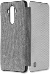 4SMARTS SMART COVER CHELSEA FOR HUAWEI MATE 9 FABRIC GREY τηλεπικοινωνίες   θήκες