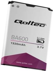 QOLTEC 52042 BATTERY FOR SONY ERICSSON BA600 1320MAH τηλεπικοινωνίες   μπαταρίες
