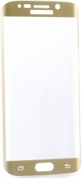 TEMPERED GLASS FOR SAMSUNG GALAXY (SM-G925) GALAXY S6 EDGE FULL FACE GOLD τηλεπικοινωνίες   προσόψεις   προστατευτικά οθόνης