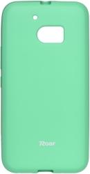 ROAR COLORFUL JELLY CASE FOR HTC M10 MINT τηλεπικοινωνίες   θήκες