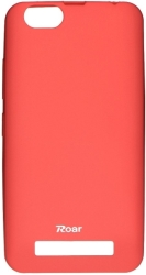 ROAR COLORFUL JELLY CASE FOR LENOVO VIBE C PEACH PINK τηλεπικοινωνίες   θήκες