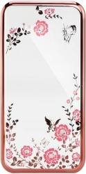 FORCELL DIAMOND CASE FOR LENOVO K6 NOTE ROSE-GOLD τηλεπικοινωνίες   θήκες