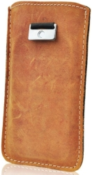 FORCELL LEATHER CASE SLIM PREMIUM FOR SAMSUNG S5610/S5611/NOKIA 515/206 PULL UP  τηλεπικοινωνίες   θήκες