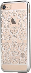 DEVIA BAROQUE CASE FOR APPLE IPHONE 7 SILVER τηλεπικοινωνίες   θήκες