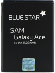 BLUE STAR PREMIUM BATTERY FOR SAMSUNG GALAXY ACE (S5830)/ GALAXY GIO (S5670) 160 τηλεπικοινωνίες   μπαταρίες