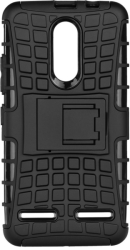 FORCELL PANZER CASE FOR LENOVO K6 BLACK τηλεπικοινωνίες   θήκες