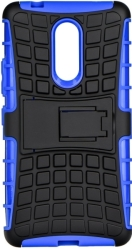 FORCELL PANZER CASE FOR LENOVO K6 NOTE BLUE