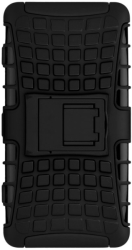 FORCELL PANZER CASE FOR LENOVO K6 NOTE BLACK τηλεπικοινωνίες   θήκες