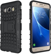 FORCELL PANZER CASE FOR SAMSUNG GALAXY J5 2016 BLACK τηλεπικοινωνίες   θήκες