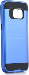 FORCELL PANZER MOTO CASE FOR SAMSUNG GALAXY S8 BLUE τηλεπικοινωνίες   θήκες