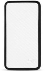 BEEYO CARBON CASE FOR LENOVO K6 NOTE WHITE τηλεπικοινωνίες   θήκες