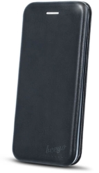 BEEYO BOOK CASE DIVA FOR HUAWEI P8 LITE 2017 BLACK/HUAWEI P9 LITE 2017 τηλεπικοινωνίες   θήκες