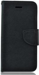 FANCY BOOK CASE FOR LENOVO/MOTOROLA MOTO G5 PLUS BLACK τηλεπικοινωνίες   θήκες