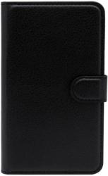 FLIP BOOK CASE FOR ALCATEL PIXI 3 (3.5) FOLDABLE BLACK τηλεπικοινωνίες   θήκες