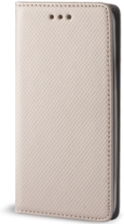 FLIP CASE SMART MAGNET FOR SONY XPERIA L1 GOLD