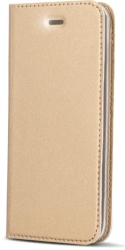 FLIP CASE SMART PREMIUM FOR SONY XPERIA L1 GOLD τηλεπικοινωνίες   θήκες