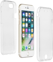 360 ULTRA SLIM FRONT + BACK COVER CASE FOR APPLE IPHONE 6 PLUS TRANSPARENT τηλεπικοινωνίες   θήκες
