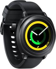 SAMSUNG GEAR SPORT SM-R600 BLACK τηλεπικοινωνίες   smart watches