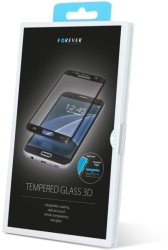 FOREVER TEMPERED GLASS 3D FOR APPLE IPHONE 7 / IPHONE 8 BLACK τηλεπικοινωνίες   προσόψεις   προστατευτικά οθόνης