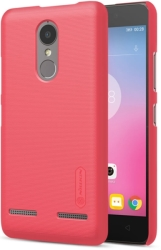 NILLKIN SUPER FROSTED SHIELD BACK COVER CASE FOR LENOVO K6 POWER RED τηλεπικοινωνίες   θήκες