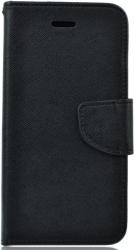 FANCY BOOK FLIP CASE FOR LENOVO MOTO E4 BLACK τηλεπικοινωνίες   θήκες