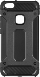 FORCELL ARMOR BACK COVER CASE FOR HUAWEI P9 LITE MINI BLACK τηλεπικοινωνίες   θήκες