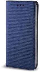 FLIP CASE SMART MAGNET FOR HTC U11 NAVY BLUE τηλεπικοινωνίες   θήκες