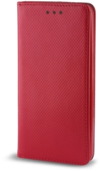 FLIP CASE SMART MAGNET FOR HUAWEI MATE 10 LITE RED τηλεπικοινωνίες   θήκες