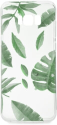 FORCELL SUMMER TROPICO BACK COVER CASE FOR SAMSUNG GALAXY A6 PLUS 2018 τηλεπικοινωνίες   θήκες
