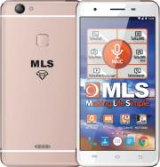 kinito mls diamond 4g fingerprint ts dual sim pink photo
