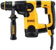 pistoleto ilektriko pneymatiko dewalt sds plus 34j 3kg 26mm qcc avc 800w d25324k photo