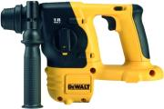 pistoleto mpatarias dewalt sds plus 21j 18v no batteries dc212n photo