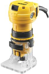 royter trimmer ilektriko bythizomeno metablitis taxytitas dewalt 590watt 6mm 22mm bythisi dwe6005 photo