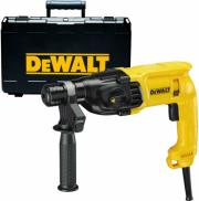 pistoleto ilektriko pneymatiko dewalt sds plus 2j 710watt 22mm d25033k photo