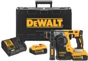 pistoleto mpatarias dewalt 18v 5ah li ion sds plus 21j 26mm dch273p2 photo
