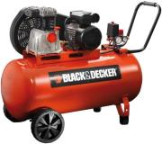 kompreser aeros ilektriko me imanta black decker 1500watt 2hp 50lt 10 bar bd 220 50 photo