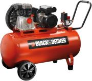 kompreser aeros ilektriko me imanta black decker 2200watt 3hp 100lt 10 bar bd 320 100 photo