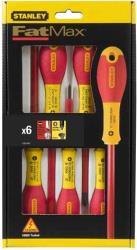 ΣΕΤ STANLEY FATMAX ΚΑΤΣΑΒΙΔΙΑ 6 ΤΕΜ ΗΛΕΚΤΡΟΛΟΓΟΥ ΜΕ ΜΟΝΩΣΗ ΠΑΡΑΛΛΗΛΑ + PHILIPS 6 εργαλεία   εργαλειοθήκες   σετ   κασετίνες