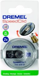 diskos leiansis metalloy dremel sc541 38mm speedclic 2615s541ja photo